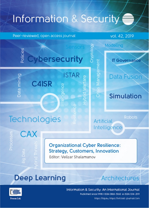 ISIJ 42: Organizational Cyber Resilience: Strategy, Customers